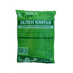 ЖЕЛЕЗЕН СУЛФАТ/ЗЕЛЕН КАМЪК-1кг